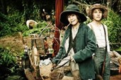 Tom und Huck erleben groe Abenteuer