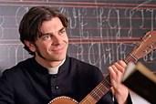 Pfarrer Mohr singt Weihnachtslieder auf Deutsch