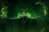 Angelina Jolie spielt die böse Hexe