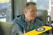 Simon Pegg begibt sich als Hector auf eine Reise
