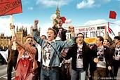 Arbeiter und Schwule gegen Thatcher und Regierung
