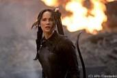Katniss wird zum Aushängeschild der Rebellion