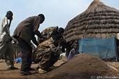 Sauper war dieses Mal im Sudan unterwegs