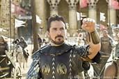 Christian Bale als alttestamentarischer Moses