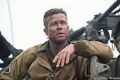 Brad Pitt zieht wieder in den Krieg
