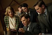 Cumberbatch verkörpert das Mathegenie Alan Turing