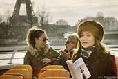 Brigitte besucht heimlich Paris