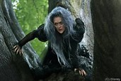 Meryl Streep als grandiose Hexe