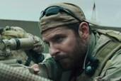 Bradley Cooper verkörpert den Scharfschützen Chris Kyle