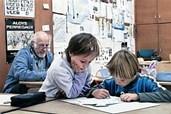 Eine ganz besondere Schule für Kinder und Lehrer