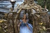 Cinderella fährt zum königlichen Ball