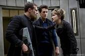 Tris und ihre Freunde rebellieren gegen das System
