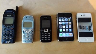 iphone 2g nokia 3310 und co alte handys sind nun teure. Black Bedroom Furniture Sets. Home Design Ideas