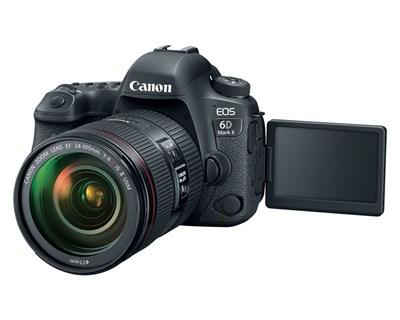 Canon: EOS 6D Mark II