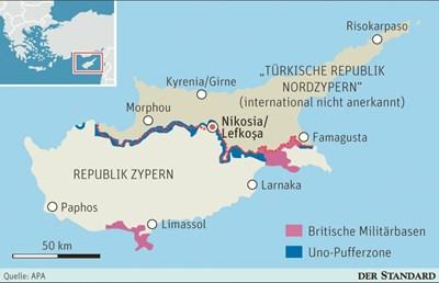 Zypern-Verhandlungen ohne Ergebnis abgebrochen