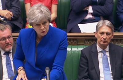 Theresa May: Im März 2019 ist Schluss mit EU-Freizügigkeit