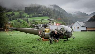 Wanderer (77) wurde von Blitz getroffen - tot