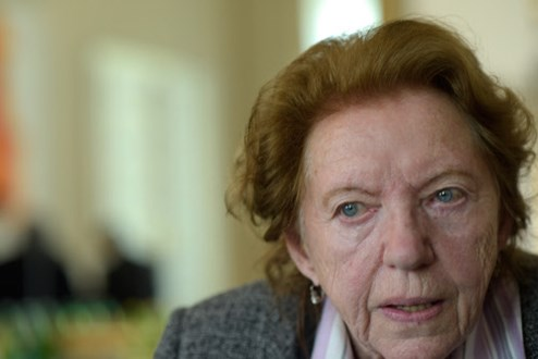 Widerstandskämpferin Käthe Sasso: