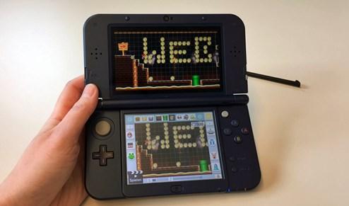 Super Mario Run ist ein Always-On-Spiel