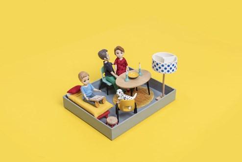 Weniger Quadratmeter: Neue Ideen Für Wohnen Auf Kleinem Raum ... Zimmer Auf Kleinem Raum