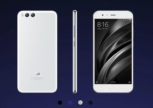 Xiaomi kündigt Vorzeige-Smartphone Mi 6 an