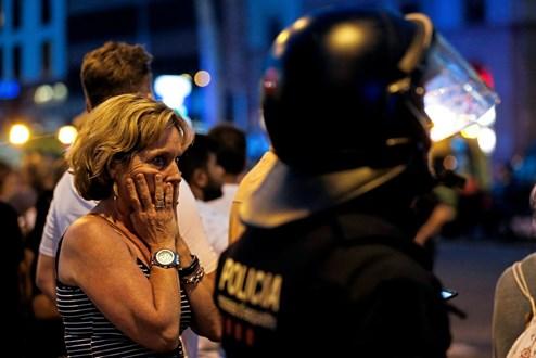 Polizei tötet mutmaßliche Attentäter südlich von Barcelona