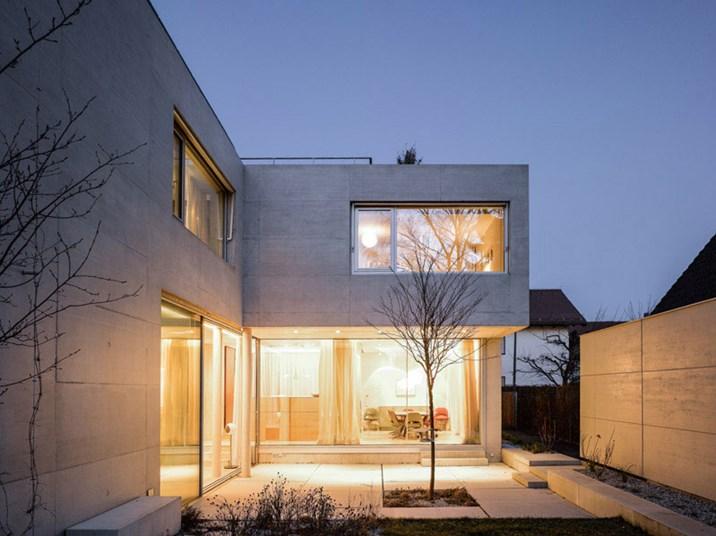 Einfamilienh user wie der ideale grundriss entsteht - Att architekten ...