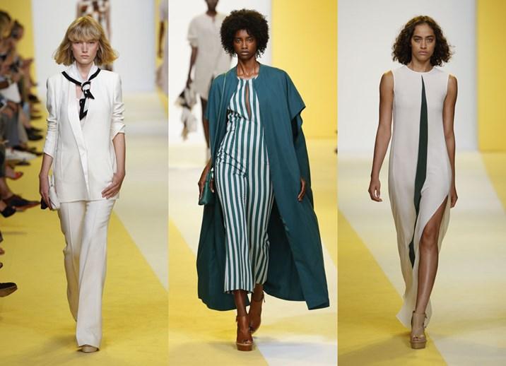 new york fashion week shows werden zu shops sommermode. Black Bedroom Furniture Sets. Home Design Ideas