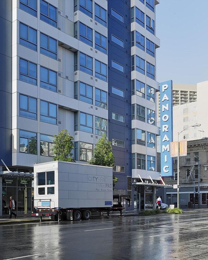 san francisco mikrowohnungen f r obdachlose bauen wohnen immobilien. Black Bedroom Furniture Sets. Home Design Ideas