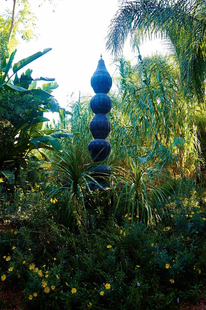 André Hellers Afrikanischer Garten Eden - Bildende Kunst ... Haus Und Garten Innovationen Garten Sehenswert