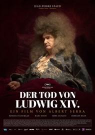 Der Tod von Ludwig dem XIV.