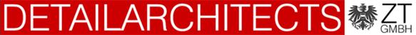 Logo detailarchitects ZT GMBH