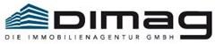 Logo DIMAG - Die Immobilienagentur GmbH