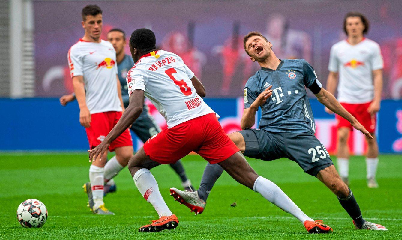 DFB-Pokalfinale Bayern vs. RB Leipzig, Sa., 20 Uhr