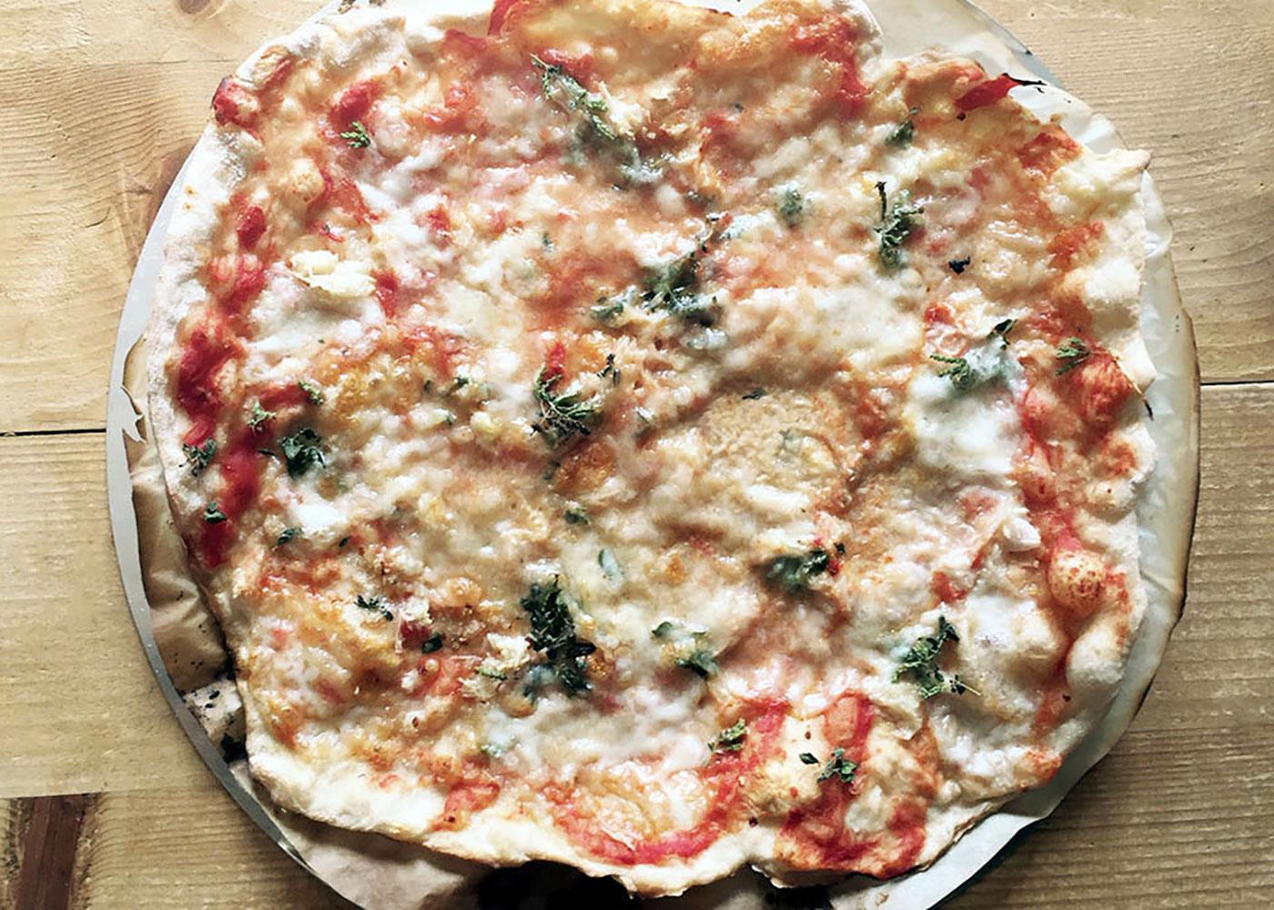 Die Perfekte Pizza Wie Man Den Idealen Pizzateig Selber Macht