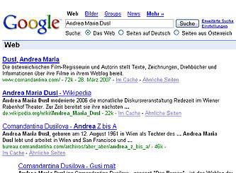 Ich google Ninas Neuen - Suchmaschinen - derStandard at › Web