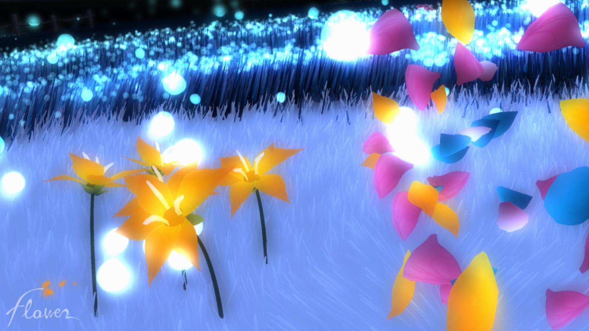Flower Spiel