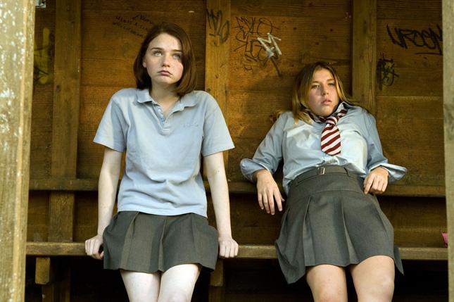 Teenager lesbische Röhre