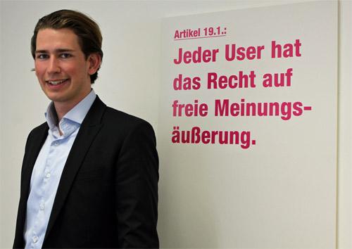 politiker kurz österreich