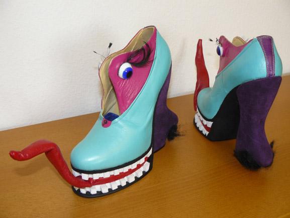Crazy Shoe Contest Vienna