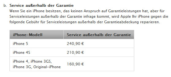 Iphone Reparatur In Koln