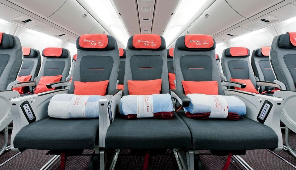 Langstrecke Neue Kabinen Bei Austrian Seite 1 Flugreisen Lifestyle