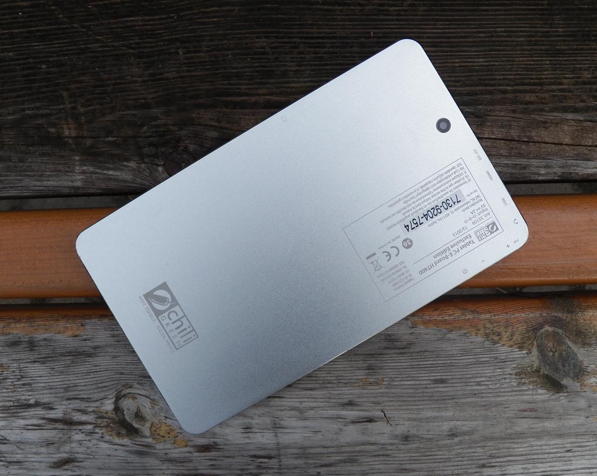 chiligreen ht400 99 euro tablet von hofer im test. Black Bedroom Furniture Sets. Home Design Ideas