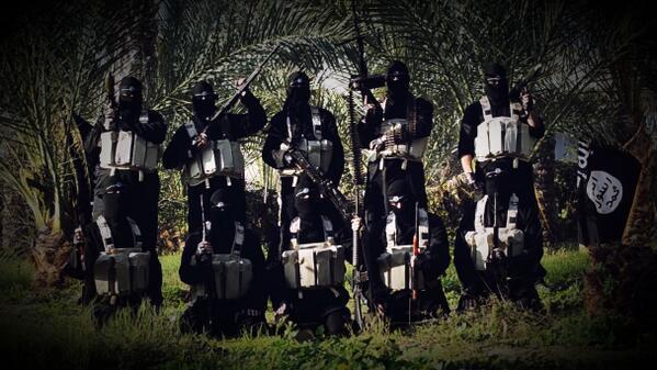 Kräftemessen der Jihadisten in Nahost - Naher Osten ...