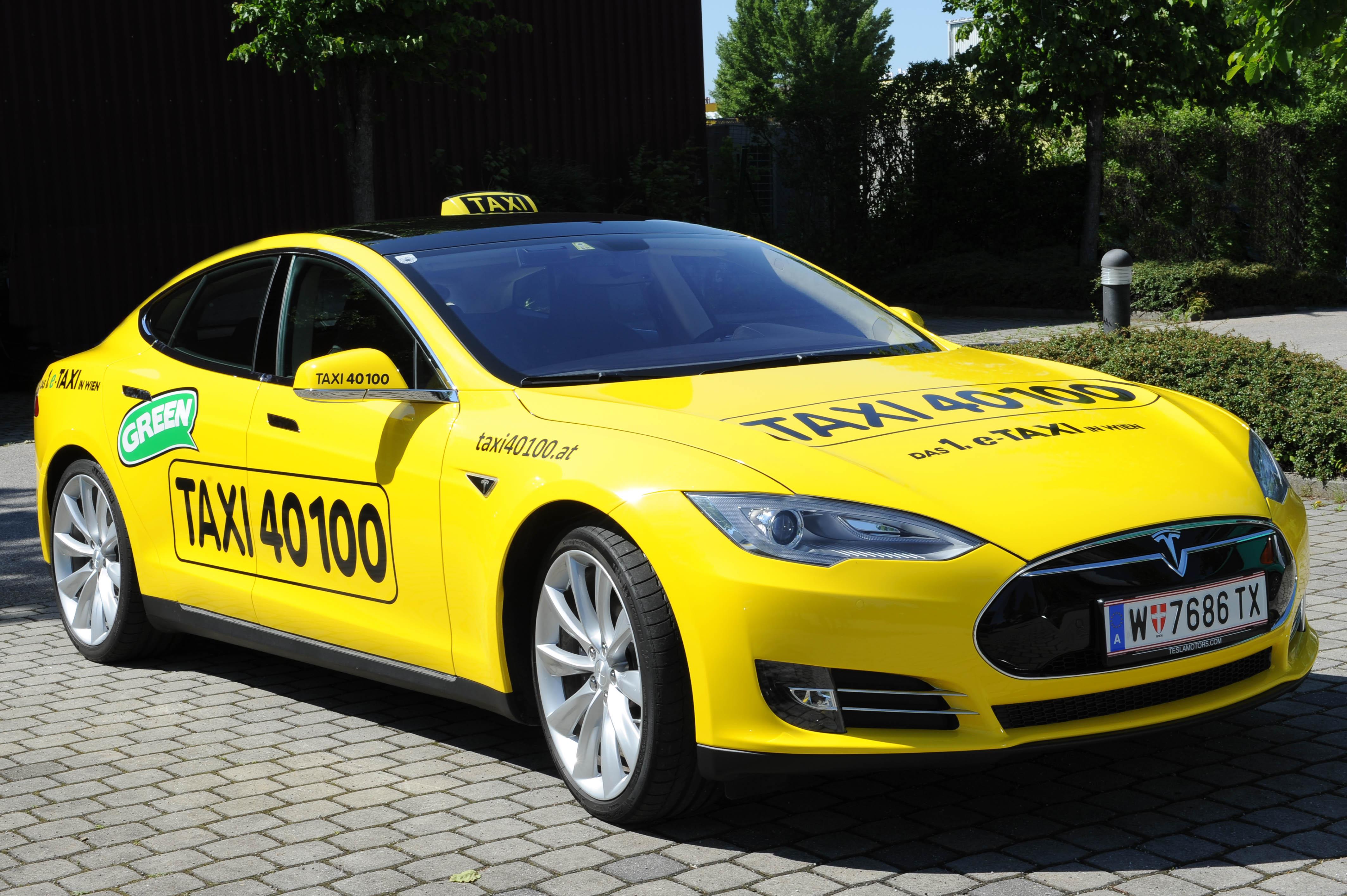 422 Auto Sales >> Ein E-Taxi, bitte: Erstes Tesla-Taxi in Wien - Auto - derStandard.at › Lifestyle