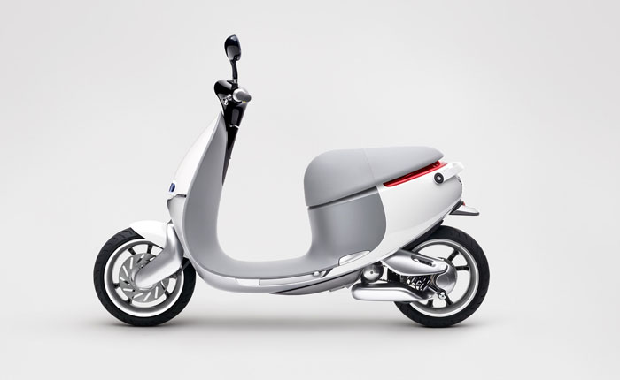 gogoro der e roller zum smartphone seite 1 scooter. Black Bedroom Furniture Sets. Home Design Ideas