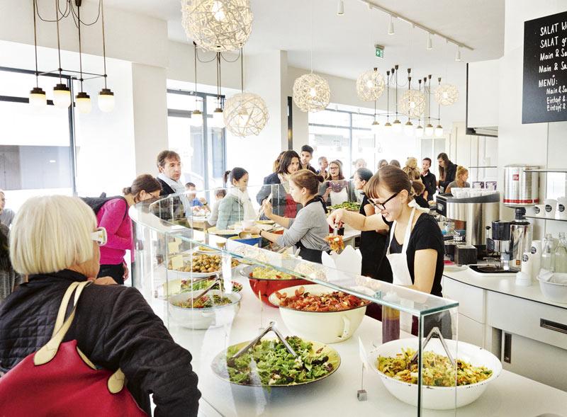 Cafe Lehre Brunch