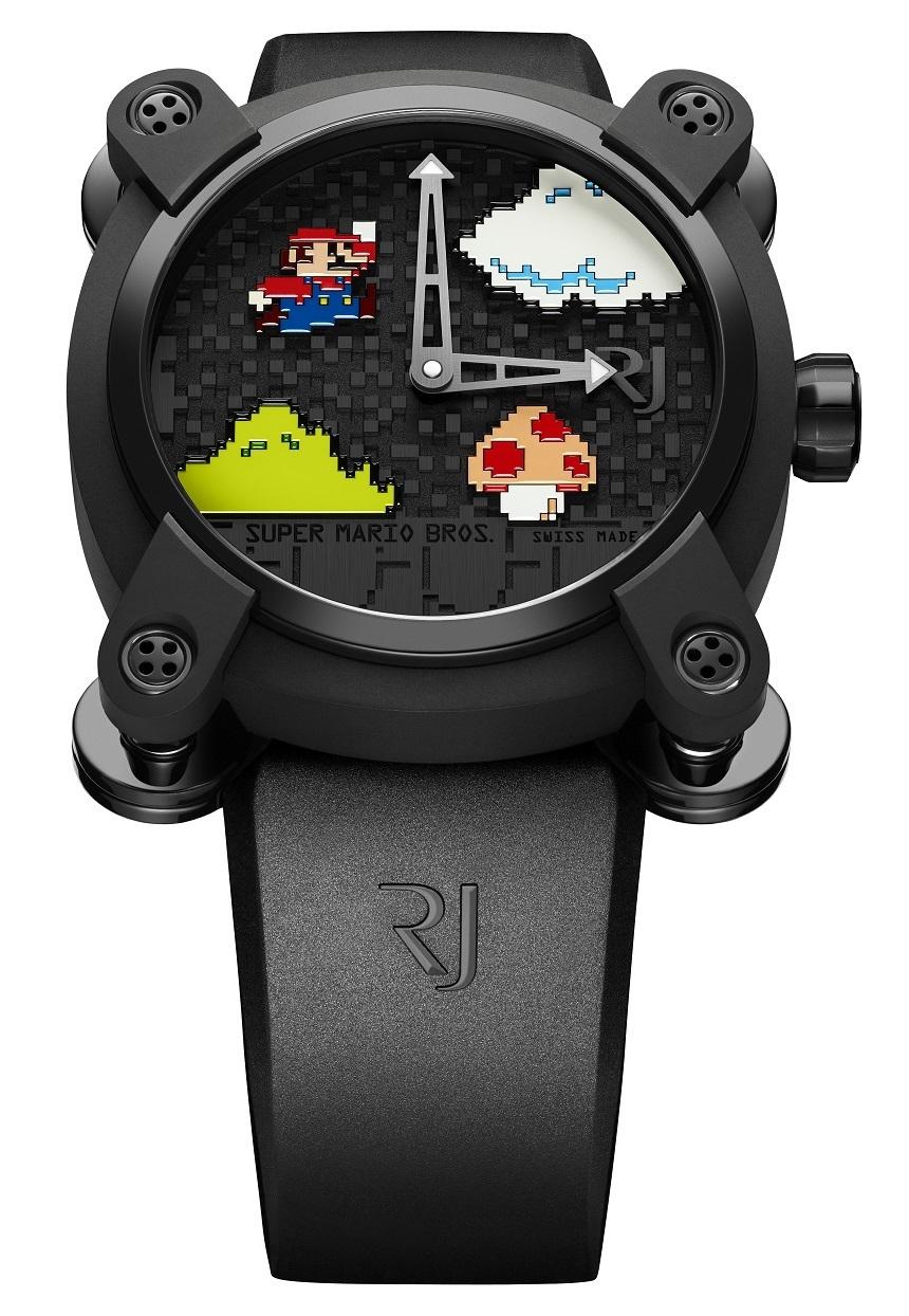 Fantastisch Romain Jerome Super Mario Bros Watch