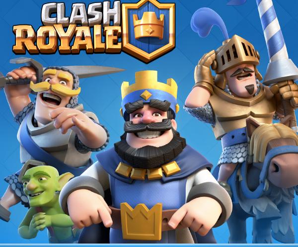 """Clash Royale: """"Clash Royale""""-Hersteller Spielte 2015 Mit 180"""