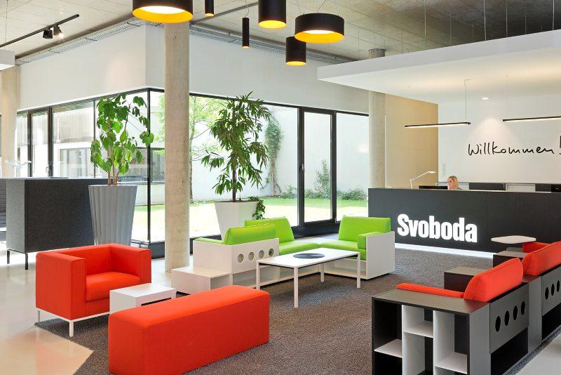Svoboda Büromöbel - Design